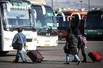 جابه جائی بیش از یک میلیون و ۲۲۲ هزار نفر مسافر در استان اردبیل