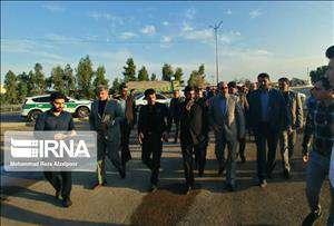 حمایت از صادرات محصولات کشاورزی خوزستان