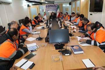 آماده باش راهداران استان البرز برای خدمت رسانی در جاده ها
