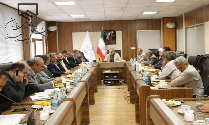 مهندس علیرضا صنوبر به عنوان رییس سازمان انتخاب شد