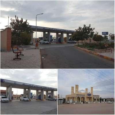 تلاش بی وقفه کارکنان شهرداری در ایام تعطیل
