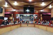 هفتادمين جلسه کمیسیون خدمات شهری شورای شهر اهواز برگزار شد