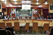 نود و ششمین جلسه كميسيون برنامه و بودجه شوراي شهر اهواز برگزار شد