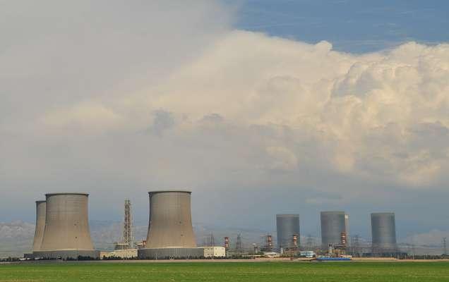تعمیرات RI روتور واحد گازی نیروگاه شهید رجایی در حال انجام است