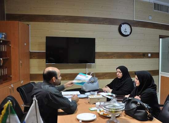 برگزاری اولین جلسه گسترش سواد آبی در شرکت آب منطقه ای همدان