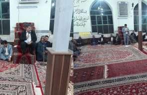 تاکید نماینده مردم سبزوار بر رفع سریع مشکلات آبرسانی روستاهای دهستان شامکان