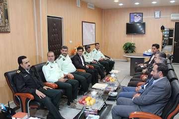 همکاری بیش از پیش راه و شهرسازی و نیروی انتظامی در راستای حفاظت از اراضی ملی