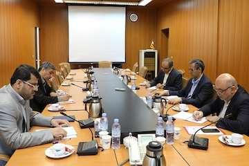 جلسه گرامیداشت هفته پدافند غیر عامل در سازمان هواپیمایی کشوری برگزار شد