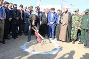 عملیات احداث ۵کیلومتر از طرح ملی بزرگراه ارومیه به مهاباد و میاندوآب