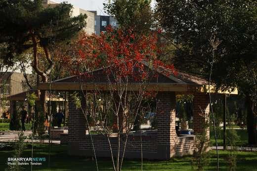 باغ شهر تبریز