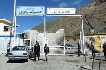 وزیر راه و شهرسازی از قطب ترانزیتی ایران بازدید کرد