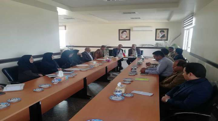 ارائه برنامه نظارتی و پایشی سازمان محیط زیست به سازمان  برنامه و بودجه