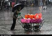هواشناسی  پیش بینی باران ۵ روزه در اکثر مناطق کشور