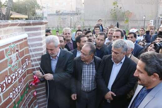 درهای «باغشهر تبریز» رسما بهروی شهروندان باز شد
