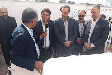 نصب و راهاندازی دستگاه شتابنگار در شهرستان آمل
