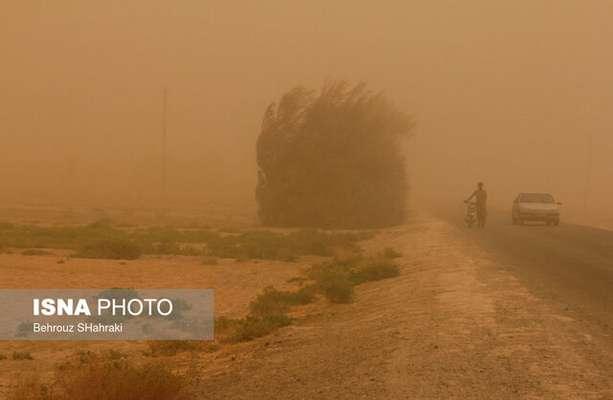 وجود ۳۵ کانون بحرانی گرد و غبار در خراسان جنوبی