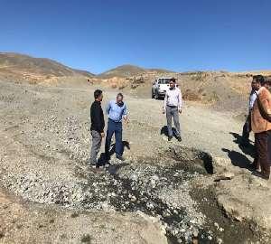رفع مشکل کمبود آب شرب در روستای قیزیل داش شهرستان ...