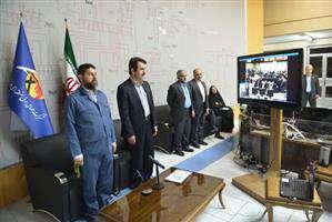 شبکه برق ایران و عراق از طریق شبکه برق خوزستان سنکرون شد