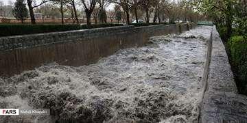 هشدار سیلاب در گلستان و مازندران/سرما در شمالشرق کشور و سواحل خزر