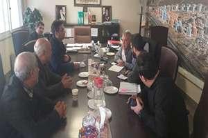 هشتمین ملاقات مردمی مدیرکل راه و شهرسازی استان تهران طی 5 ساعت کاری