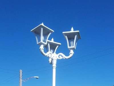 روشنایی بوستان دانش آموز افزایش یافت