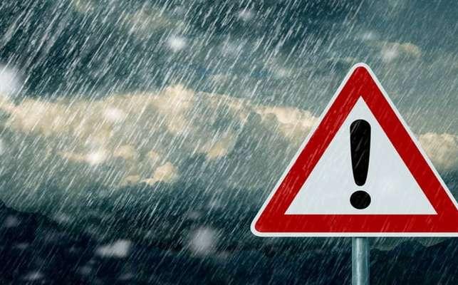 هشدار وقوع سیلاب در استان گلستان و شرق مازندران