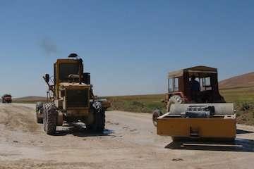 ۱۲ کیلومتر راه روستایی امسال در همدان بهبهره برداری میرسد
