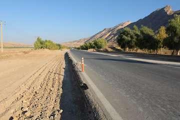 اجرای عملیات چهارخطه خروجی دره شهر در استان ایلام  با ۳۰درصد پیشرفت فیزیکی