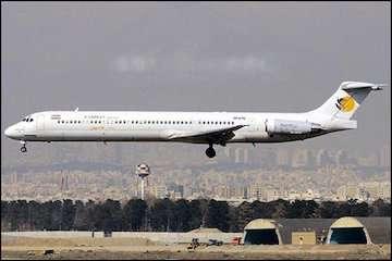 ترکیدگی لاستیک پرواز ساری-عسلویه را لغو کرد / مسافران در سلامت کامل هستند