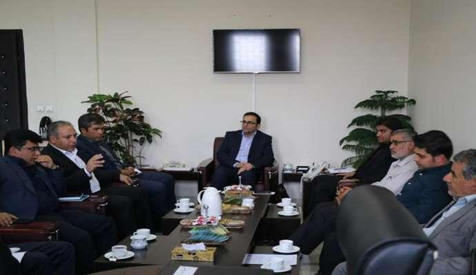 دکتر ناصری بر نظارت ساخت وسازها در منطقه ۱۰ شهرداری شیراز تاکید کرد