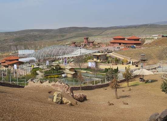 تاسیس دفتر محیط زیست در دهکده باراجین