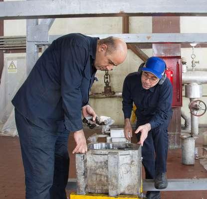 پروژه تعمیر گاورنینگ والو توربین واحد 2 بخار نیروگاه بیستون با موفقیت انجام شد