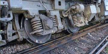 خروج یک واگن قطار اهواز-اندیشمک از خط