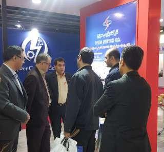 بازدید مدیر عامل شرکت برق منطقه ای زنجان از نوزدهمین نمایشگاه  بین المللی صنعت برق ایران