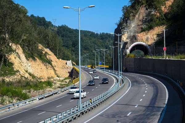 کاهش ۳۷ تنی آلایندهها با بهره برداری آزاد راه تهران_شمال