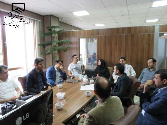 جلسات هماهنگی تخصصی دفتر فنی برگزار شد