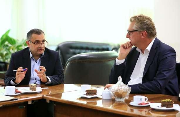 دیدار سفیر هلند با معاون سازمان حفاظت محیط زیست/ گسترش همکاری محیط زیستی ایران و هلند