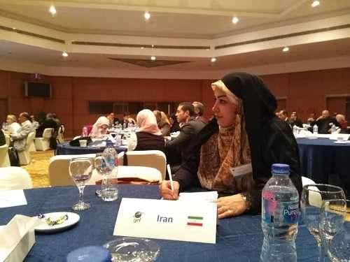 حضور نماینده سازمان حفاظت محیط زیست در هفتمین  اجلاس تسهیلات جهانی محیط زیست