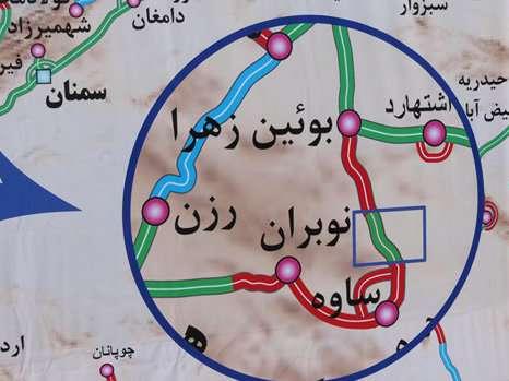 افتتاح بزرگراه قزوین - بویین زهرا - ساوه تا پایان تابستان