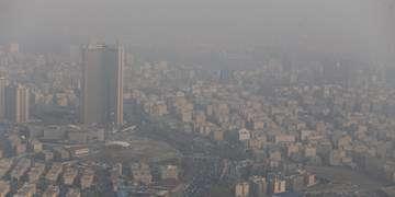 افزایش آلودگی هوا در شهرهای بزرگ/ شرایط جوی پایدار تا اواسط هفته آینده