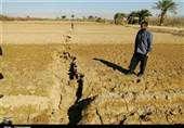 بارش های اخیر تنها ۱۰ درصد خشکسالیها را کاهش داده است