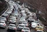 افزایش ۱۸.۴ درصدی ترددهای جادهای نسبت به روز گذشته