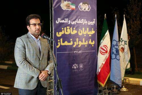 کاهش بار ترافیکی میدان شهید کاوه و بولوار پیروزی با افتتاح پروژه  ...