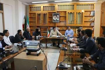 برگزاری جلسه ستاد اقدام ملی مسکن اداره کل راه و شهرسازی سیستان و بلوچستان