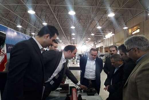 عرضه نیازهای فناوری قطار شهری در نمایشگاه رینوتکس عملیاتی شد