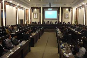 برگزاری دوره آموزشی ضوابط پدافند غیر عامل در راه و شهرسازی تربت حیدریه