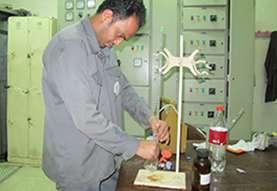 افزایش تولید و ذخیره آب مقطر پس از پایان اسیدشویی در نیروگاه بندرعباس