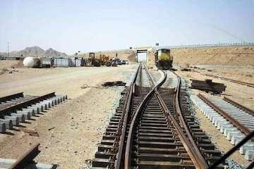 طی مراحل اداری برای تخصیص۳۰۰ میلیون یورو به راهآهن چابهار-زاهدان/ پیشرفت۴۰ درصدی راهآهن چابهار-زاهدان