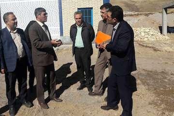 آشیانه ماشین آلات راهدارخانه آلوارس سرعین آماده بهره برداری