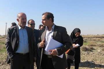 بازدید اعضای کمیته فنی شورای عالی شهرسازی و معماری ایران از قزوین